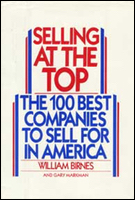 Cover of Selling at the Top.