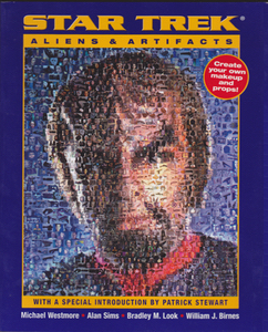 Cover of Star Trek's Aliens and Artifacts.