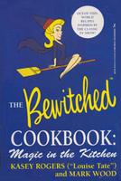 Cover of Bewitched Cookbook.