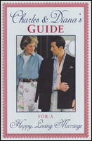 Cover of Charles and Diana's Guide to a Happy Marriage.