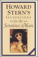 Cover of Howard Stern's Guidelines for the Sensitive Male.
