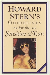 Cover of Howard Stern's Guidelines for the Sensitive Man.
