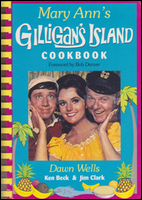 Cover of Mary Ann's Gilligan Island Cookbook.