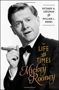 Cover of The Life and Times of Mickey Rooney.