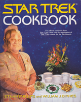 Cover of Star Trek Cookbook.