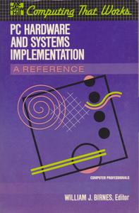 Cover of PC Hardware and Systems Implementation.