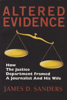 Cover of Altered Evidence.