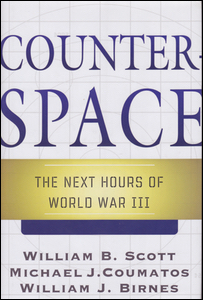 Cover of Counterspace.