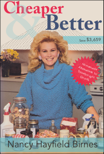 Cover of Cheaper & Better.