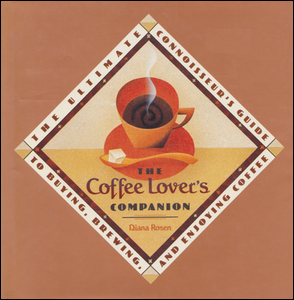 Cover of The Coffee Lover's Companion.