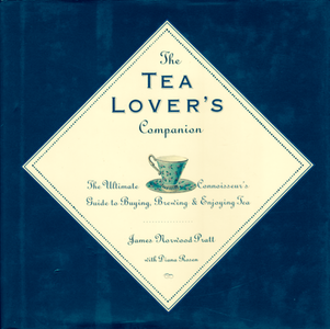 Cover of The Tea Lover's Handbook.