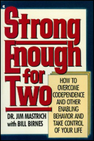 Cover of Strong Enough for Two.