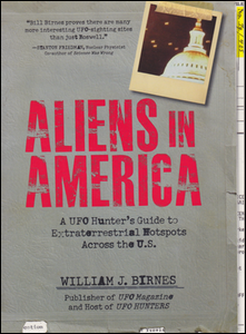 Cover of Aliens in America.