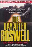 Cover of Day After Roswell.