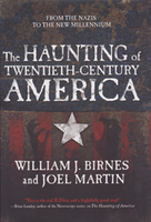 Cover of the Haunting of Twentieth Century America.