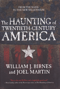 Cover of The Haunting of Twentieth-Century America.