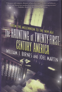 Cover of The Haunting of Twenty-First-Century America.