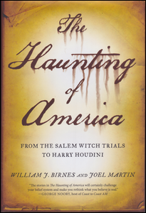 Cover of The Haunting of America.