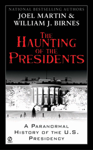 Cover of The Haunting of The Presidents.