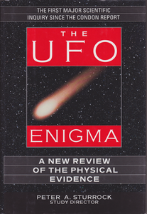 Cover of The UFO Enigma.