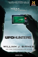 Cover of UFO Hunters 2.