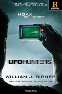 Cover of UFO Hunters Book Two.