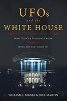 Cover of UFOs in the Oval Office.