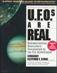 Cover of UFOs Are Real.