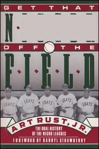 Cover of Get That N----- Off the Field.
