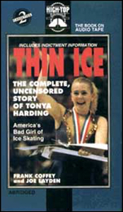 Cover of Thin Ice.
