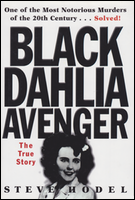 Cover of Black Dahlia Avenger.