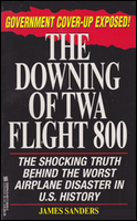 Cover of The Downing of TWA Flight 800.