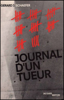 Cover of Journal D'un Tueur.
