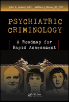 Cover of Psychiatric Criminology.