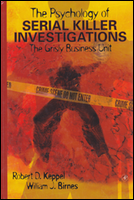 Cover of The Psychology of Serial Killer Investigations.