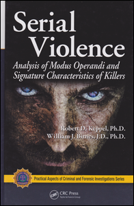 Cover of Serial Violence.