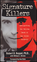 Cover of Signature Killers.