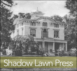 Image of Shadow Lawn, the actual house, circa 1960.